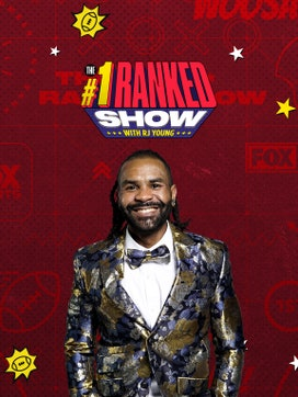 The No. 1 Ranked Show with RJ Young dcg-mark-poster