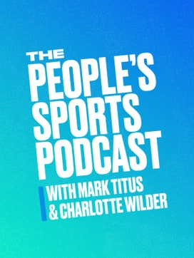 The People's Sports Podcast dcg-mark-poster