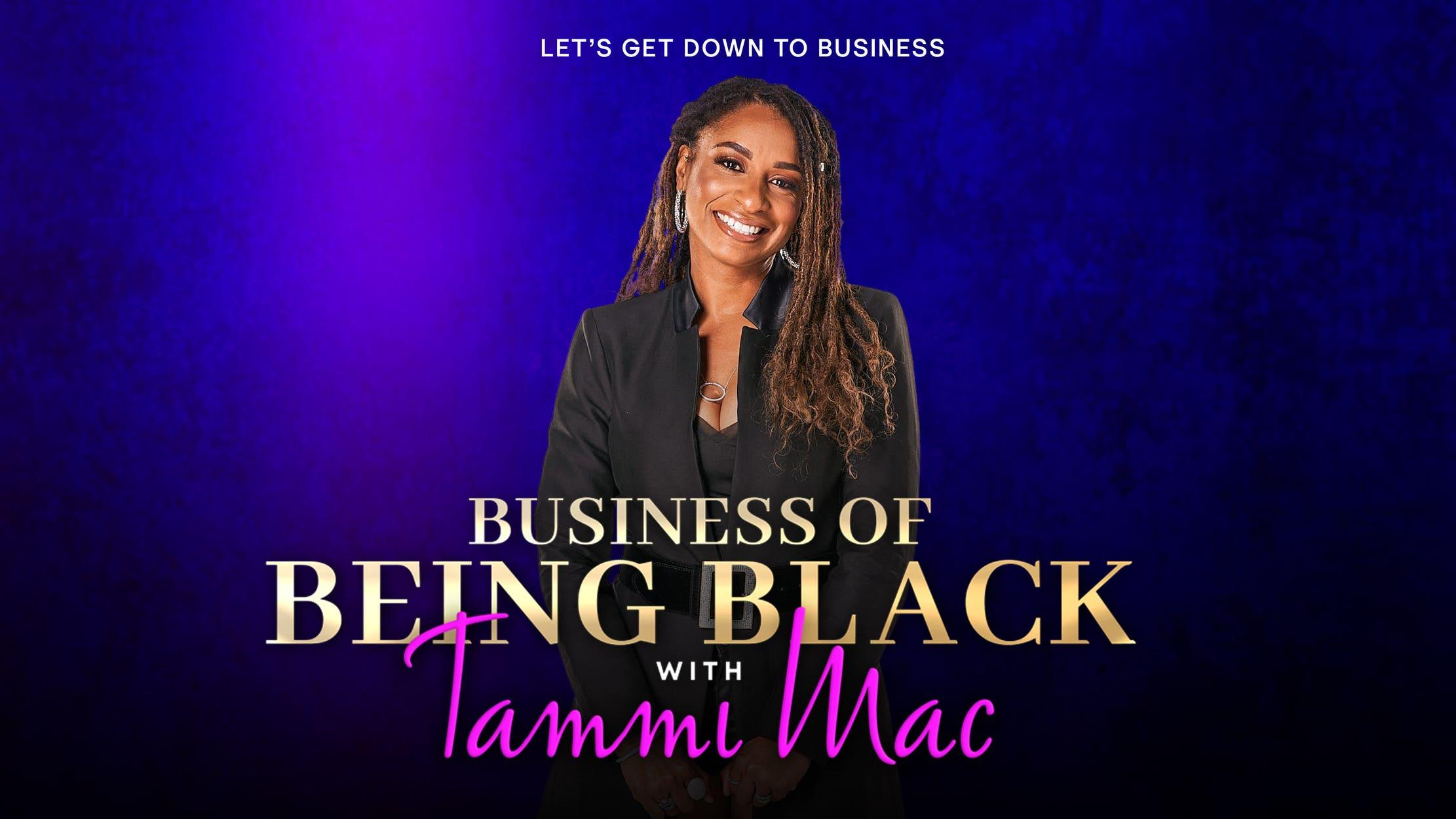 The Tammi Mac Late Show seriesDetail
