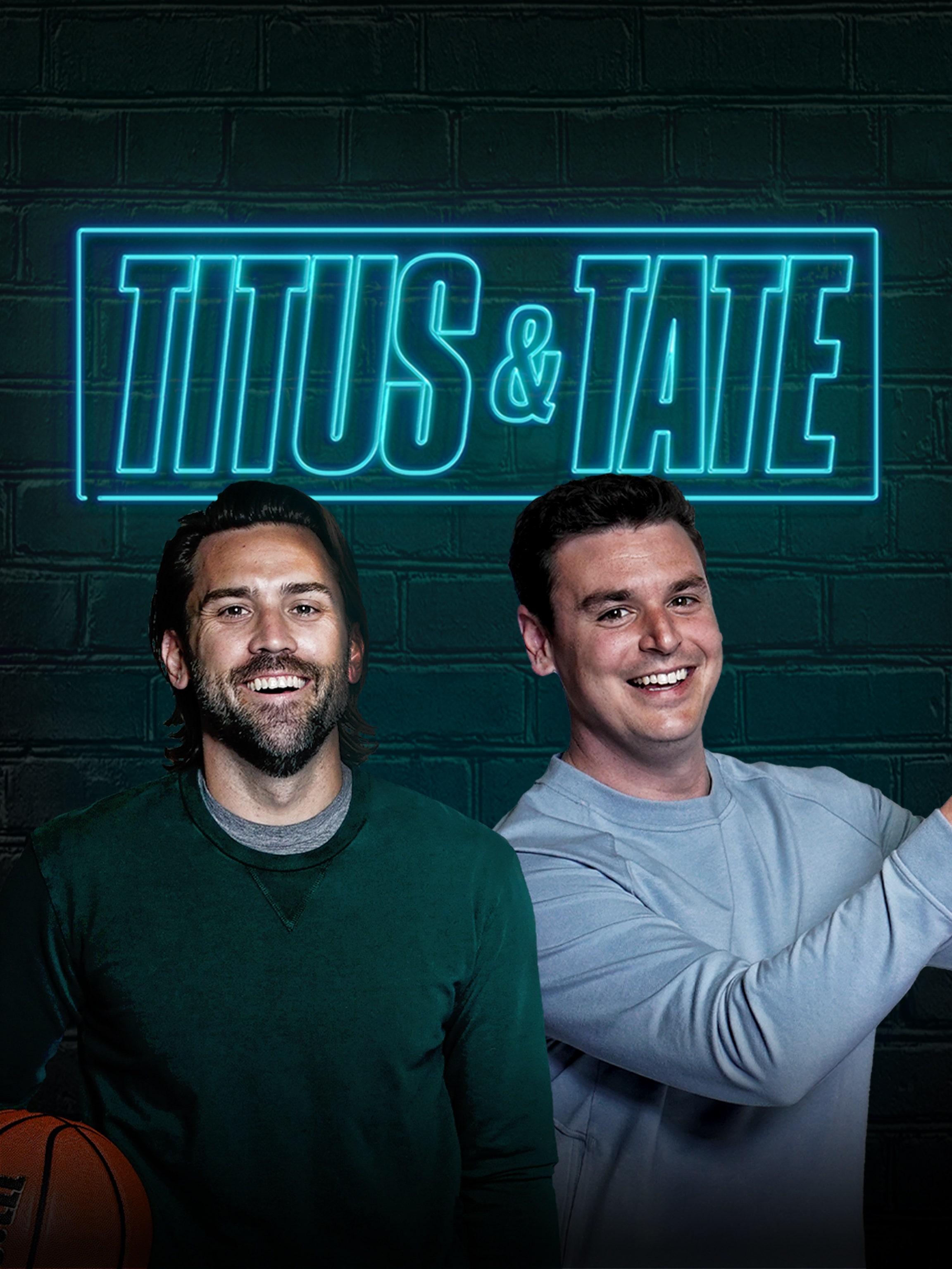 Titus & Tate dcg-mark-poster
