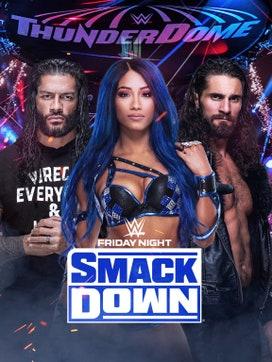 WWE Friday Night SmackDown dcg-mark-poster