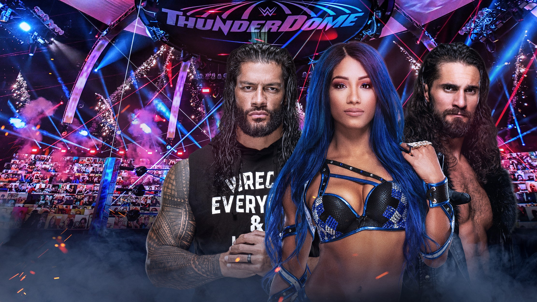 WWE Friday Night SmackDown seriesDetail